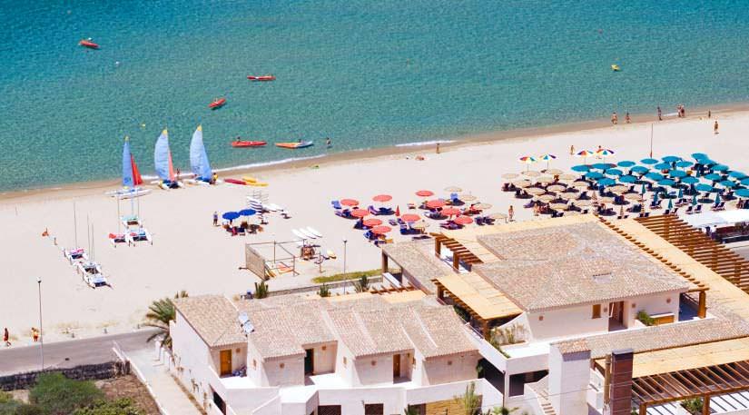 Sardegna i migliori resort e villaggi turistici 2017 for Low cost sardegna