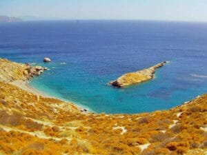 Cicladi: isola di Folegandros