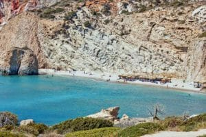 Cicladi: isola di Milos