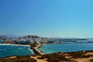 Cicladi: isola di Naxos