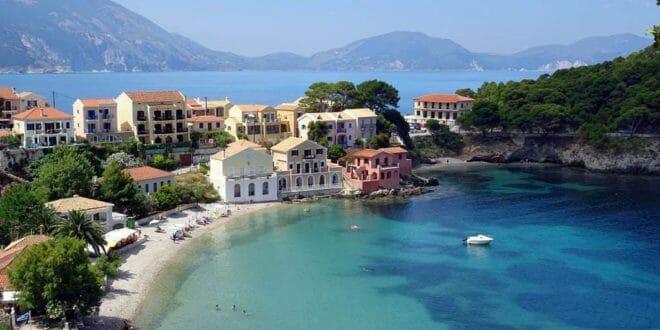 Cefalonia, guida per le Vacanze: spiagge, attrazioni e sport - 2018