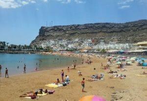 Gran Canaria, spiaggia