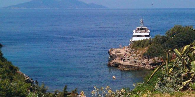 Spiagge dell'isola del Giglio