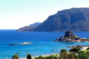 Isola di Kos in Grecia