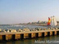 Milano Marittima in estate