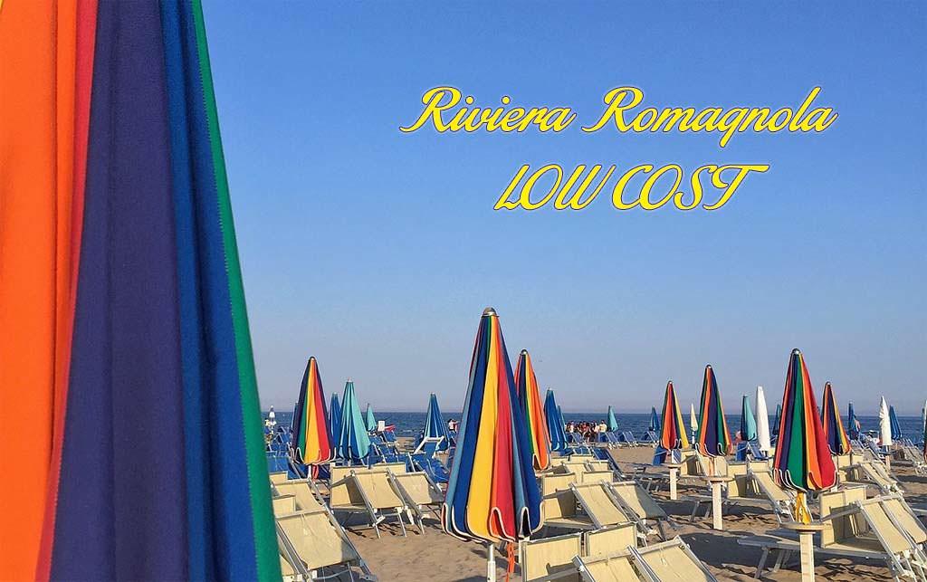 Riviera Romagnola: consigli per spendere poco - 2017