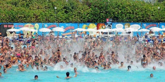 Aquafan di Riccione: guida al parco