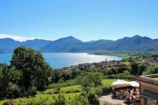 Lago d'Iseo: vacanze estive nel verde