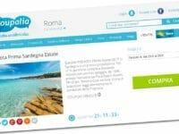 Groupalia Viaggi: le offerte coupon