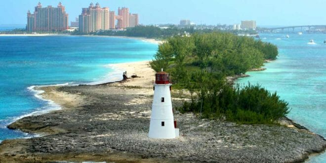 Vacanza alle Bahamas in estate
