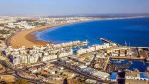 Agadir in estate