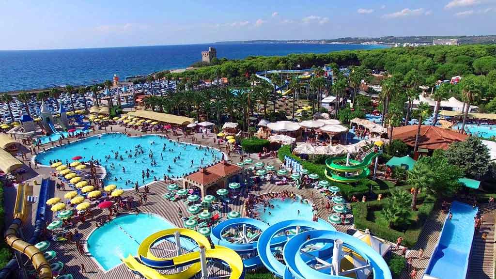 Parchi acquatici in Puglia: info, orari e prezzi