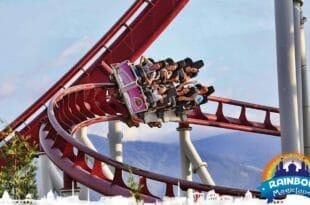 Parco divertimenti Rainbow Magicland:attrazioni e informazioni