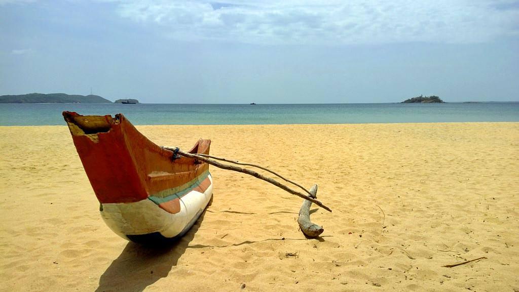 Sri Lanka spiagge