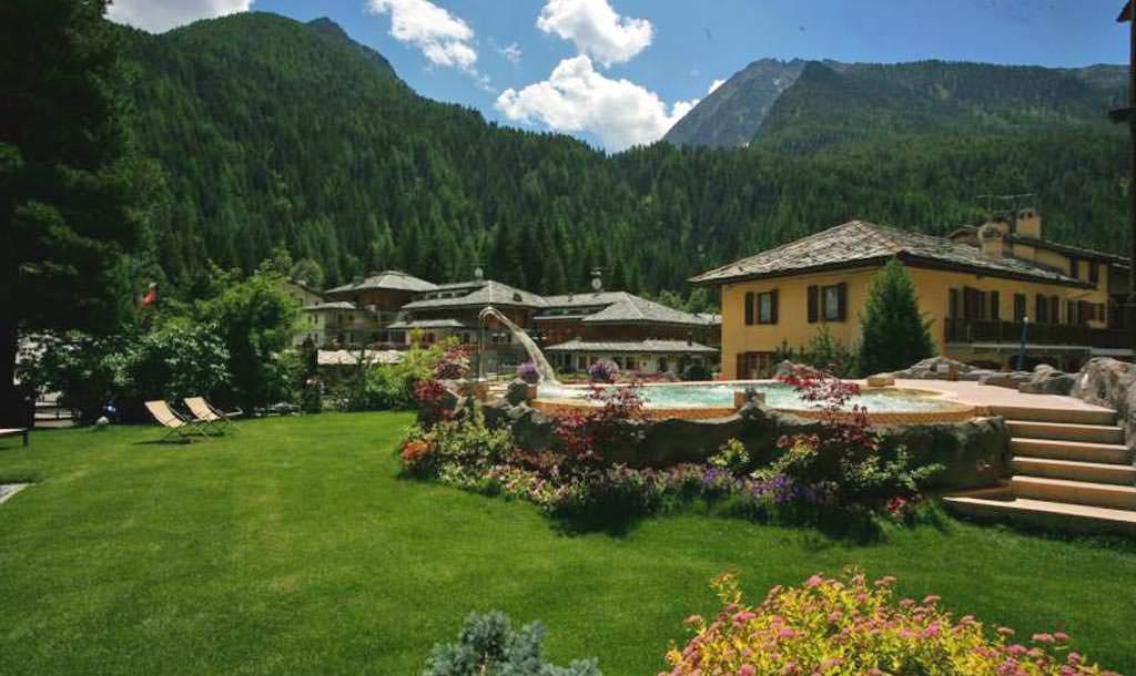 Hotel con centro benessere in montagna i migliori 2017 - Hotel in montagna con piscina ...