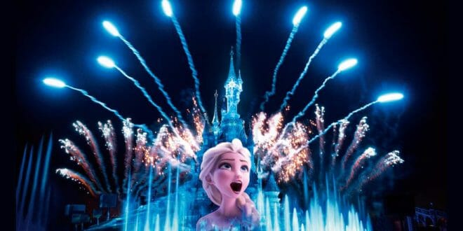 Disneyland Paris in estate