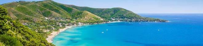 Campania vacanze mare