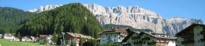 Montagna in Trentino Alto Adige