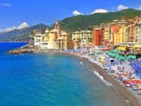 Camogli in estate