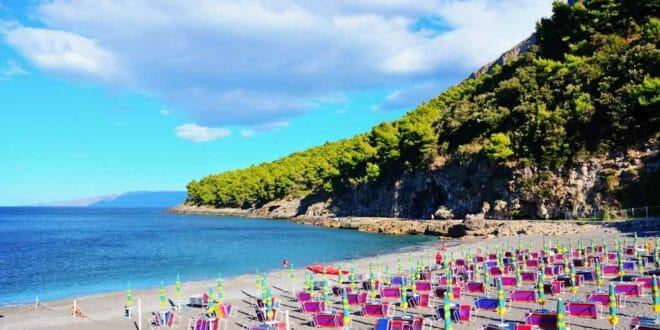 Maratea - Spiaggia Macarro
