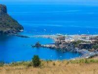 Praia a Mare, davanti all'isola di Dino