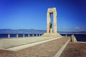 Reggio Calabria in estate