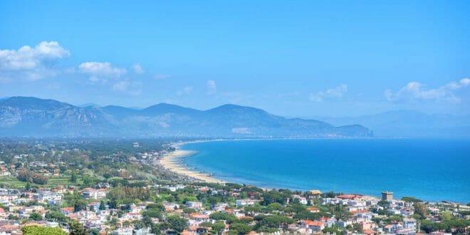 San Felice Circeo, il golfo