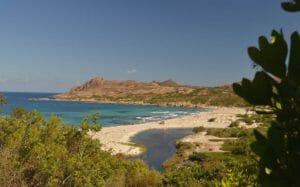Corsica spiagge e campeggi