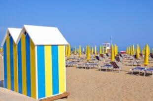 Eraclea Mare, la spiaggia
