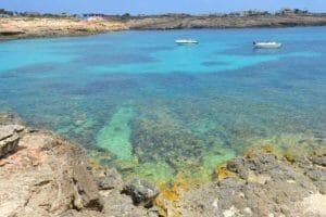 Lampedusa, il mare
