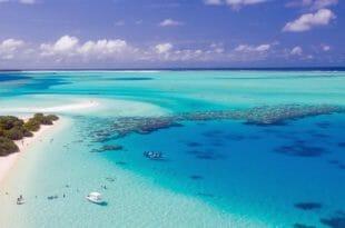 Maldive villaggio vacanza