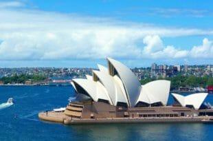 Sydney, il panorama della città