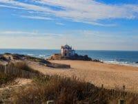 Porto, un tratto di spiaggia