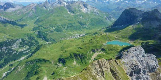 St Anton am Arlberg, paese del Tirolo austriaco