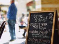 Google Traduttore al ristorante