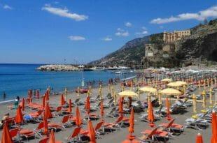 Le migliori località balneari della Campania