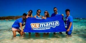 Viaggio di gruppo a Maiorca con VGMania