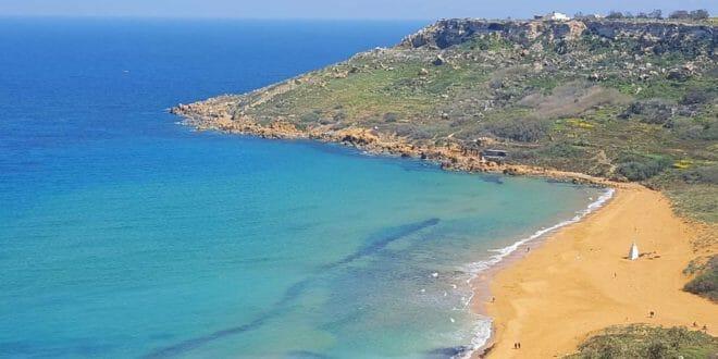 Le migliori spiagge di Malta, Ramla Bay