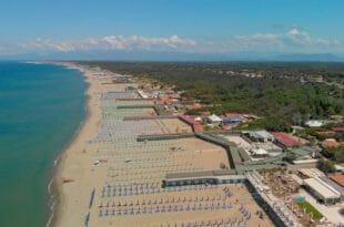 Tirrenia (Pisa): mare e spiagge