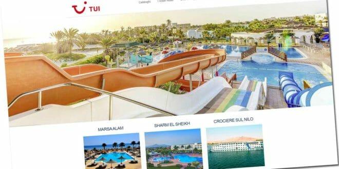 TUI Italia offerte estate