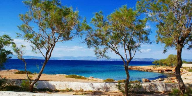 Isole Saroniche, guida estate