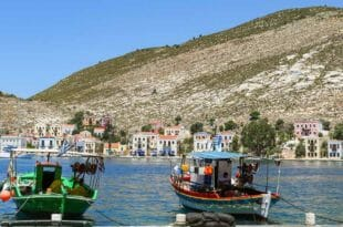 Kastellorizo, isola Grecia
