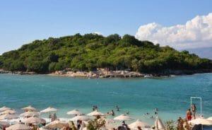 Ksamil, guida vacanze estate