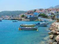 Isola di Samos, Grecia