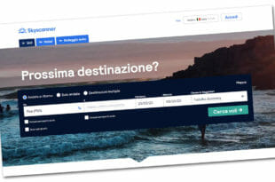 Skyscanner, le offerte dell'estate