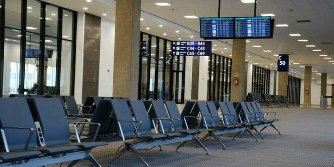 Coronavirus aeroporti