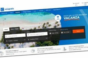 Volagratis offerte viaggi estate
