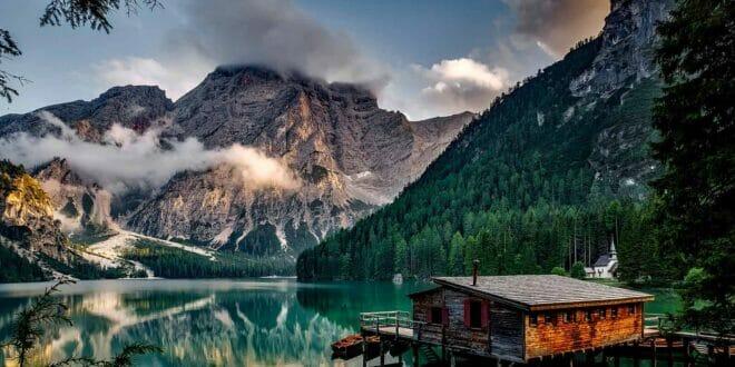 Lago di Braies - Alta Pusteria