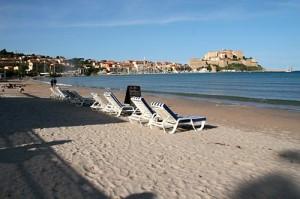 Le piu belle spiagge della Corsica: CALVI