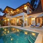Una villa di lusso proposta da Dream & Charme
